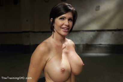 big tit training - Photo number 15 from Big Tit MILF Training shot for The Training Of O on  Kink