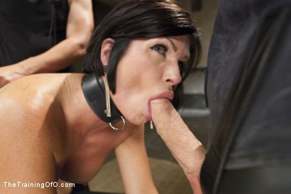 Photo number 7 from Big Tit MILF Training shot for The Training Of O on Kink.com. Featuring Owen Gray and Shay Fox in hardcore BDSM & Fetish porn.