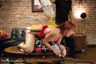 Photo number 10 from Training My Lazy Girlfriend shot for The Training Of O on Kink.com. Featuring Owen Gray and Sophia Locke in hardcore BDSM & Fetish porn.