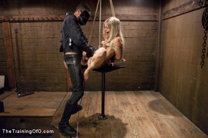 Photo number 18 from Hot Blondes Must Earn Their Orgasms shot for The Training Of O on Kink.com. Featuring Madelyn Monroe and Mickey Mod in hardcore BDSM & Fetish porn.