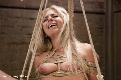 Photo number 20 from Hot Blondes Must Earn Their Orgasms shot for The Training Of O on Kink.com. Featuring Madelyn Monroe and Mickey Mod in hardcore BDSM & Fetish porn.