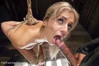 Photo number 11 from Hot Blondes Must Earn Their Orgasms shot for The Training Of O on Kink.com. Featuring Madelyn Monroe and Mickey Mod in hardcore BDSM & Fetish porn.