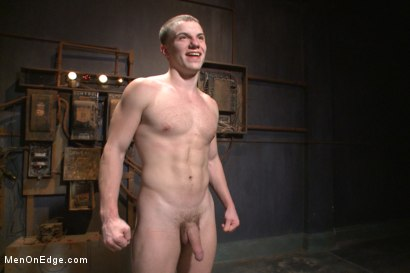 Photo number 15 from Hot captive with a 10 inch cock shot for Men On Edge on Kink.com. Featuring Doug Acre in hardcore BDSM & Fetish porn.