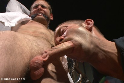 Photo number 1 from Creep Handyman torments and blackmails his boss shot for Bound Gods on Kink.com. Featuring Jonah Marx and Adam Herst in hardcore BDSM & Fetish porn.