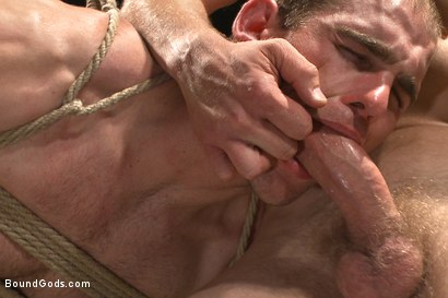 Photo number 3 from Creep Handyman torments and blackmails his boss shot for Bound Gods on Kink.com. Featuring Jonah Marx and Adam Herst in hardcore BDSM & Fetish porn.