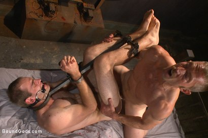 Photo number 9 from Creep Handyman torments and blackmails his boss shot for Bound Gods on Kink.com. Featuring Jonah Marx and Adam Herst in hardcore BDSM & Fetish porn.