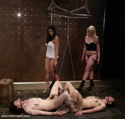 Photo number 1 from SPECIAL DELIVERY - part 2 shot for Men In Pain on Kink.com. Featuring Lorelei Lee, Judass, Elliot Skellington and Mika Tan in hardcore BDSM & Fetish porn.