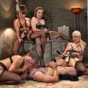 4 gorgeous Divine bitches