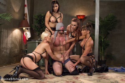 Photo number 12 from Relentless shot for Divine Bitches on Kink.com. Featuring Lea Lexis, Jonah Marx, Bella Rossi, Ariel X and Lorelei Lee in hardcore BDSM & Fetish porn.