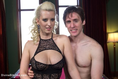 Photo number 15 from Personal House Slave Of Mistress Cherry Torn shot for Divine Bitches on Kink.com. Featuring Cherry Torn and Dirk Wakefield in hardcore BDSM & Fetish porn.