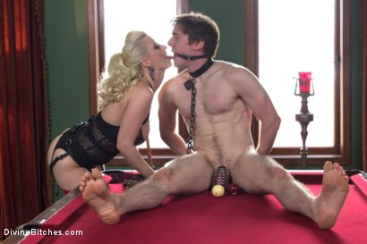 Photo number 6 from Personal House Slave Of Mistress Cherry Torn shot for Divine Bitches on Kink.com. Featuring Cherry Torn and Dirk Wakefield in hardcore BDSM & Fetish porn.