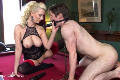 Photo number 14 from Personal House Slave Of Mistress Cherry Torn shot for Divine Bitches on Kink.com. Featuring Cherry Torn and Dirk Wakefield in hardcore BDSM & Fetish porn.