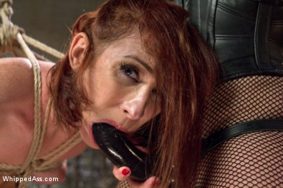 Photo number 5 from Caged Redhead shot for Whipped Ass on Kink.com. Featuring Cherry Torn and Sophia Locke in hardcore BDSM & Fetish porn.