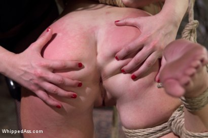 Photo number 13 from Caged Redhead shot for Whipped Ass on Kink.com. Featuring Cherry Torn and Sophia Locke in hardcore BDSM & Fetish porn.