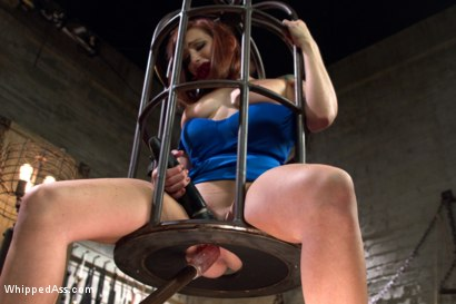 Photo number 2 from Caged Redhead shot for Whipped Ass on Kink.com. Featuring Cherry Torn and Sophia Locke in hardcore BDSM & Fetish porn.