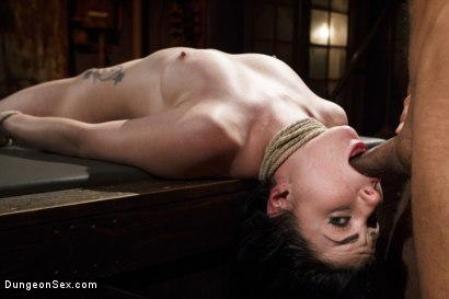 Photo number 3 from All Holes Fucked shot for Dungeon Sex on Kink.com. Featuring Mickey Mod and Veruca James in hardcore BDSM & Fetish porn.