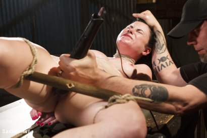Photo number 8 from Predicaments shot for Sadistic Rope on Kink.com. Featuring Veruca James in hardcore BDSM & Fetish porn.