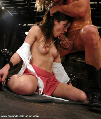 Photo number 4 from Evan Stone and Bobbi Starr shot for Sex And Submission on Kink.com. Featuring Evan Stone and Bobbi Starr in hardcore BDSM & Fetish porn.