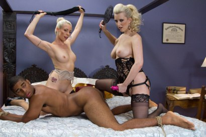 Photo number 20 from A Sinful Schooling shot for Divine Bitches on Kink.com. Featuring Eros Sin, Lorelei Lee and Cherry Torn in hardcore BDSM & Fetish porn.
