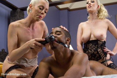 Photo number 22 from A Sinful Schooling shot for Divine Bitches on Kink.com. Featuring Eros Sin, Lorelei Lee and Cherry Torn in hardcore BDSM & Fetish porn.