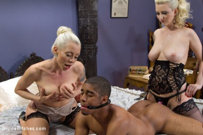 Photo number 25 from A Sinful Schooling shot for Divine Bitches on Kink.com. Featuring Eros Sin, Lorelei Lee and Cherry Torn in hardcore BDSM & Fetish porn.
