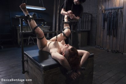 Photo number 12 from Two on One shot for Device Bondage on Kink.com. Featuring Orlando and Ingrid Mouth in hardcore BDSM & Fetish porn.