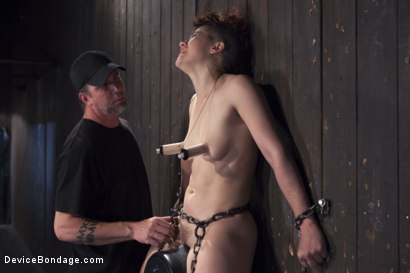 Photo number 15 from Two on One shot for Device Bondage on Kink.com. Featuring Orlando and Ingrid Mouth in hardcore BDSM & Fetish porn.