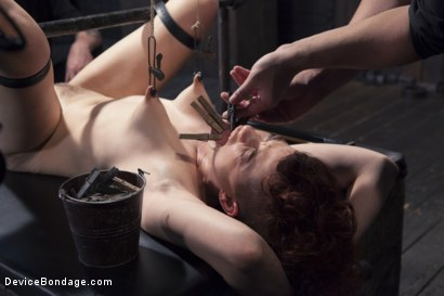 Photo number 4 from Two on One shot for Device Bondage on Kink.com. Featuring Orlando and Ingrid Mouth in hardcore BDSM & Fetish porn.