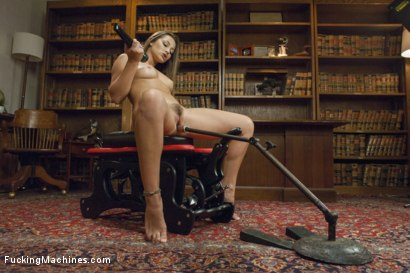 Photo number 4 from So hot, You Can Barely Look at Her: Dani Daniels on FuckingMachines shot for Fucking Machines on Kink.com. Featuring Dani Daniels in hardcore BDSM & Fetish porn.