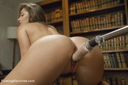 Photo number 7 from So hot, You Can Barely Look at Her: Dani Daniels on FuckingMachines shot for Fucking Machines on Kink.com. Featuring Dani Daniels in hardcore BDSM & Fetish porn.