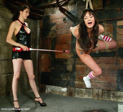 Photo number 12 from Nadia Styles shot for Wired Pussy on Kink.com. Featuring Nadia Styles in hardcore BDSM & Fetish porn.