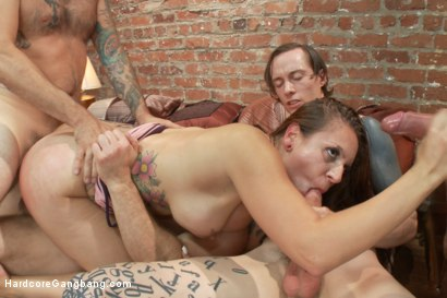 Photo number 11 from GAME OVER: Horny Wife Seduces husbands' friends!! shot for Hardcore Gangbang on Kink.com. Featuring Tori Avano, John Strong, Owen Gray, Tommy Pistol, Mr. Pete and Karlo Karrera in hardcore BDSM & Fetish porn.