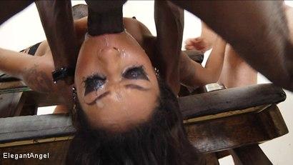 Photo number 7 from Skin shot for Elegant Angel on Kink.com. Featuring Skin Diamond in hardcore BDSM & Fetish porn.