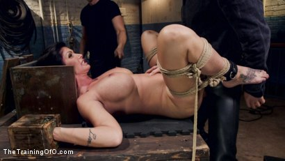 Photo number 12 from Big Tit MILF Faces Her Fears to Get Dick shot for The Training Of O on Kink.com. Featuring Shay Fox and Owen Gray in hardcore BDSM & Fetish porn.