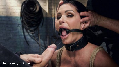Photo number 7 from Big Tit MILF Faces Her Fears to Get Dick shot for The Training Of O on Kink.com. Featuring Shay Fox and Owen Gray in hardcore BDSM & Fetish porn.