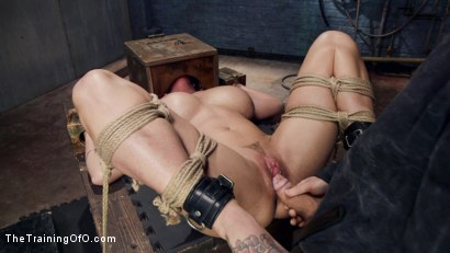 Photo number 10 from Big Tit MILF Faces Her Fears to Get Dick shot for The Training Of O on Kink.com. Featuring Shay Fox and Owen Gray in hardcore BDSM & Fetish porn.