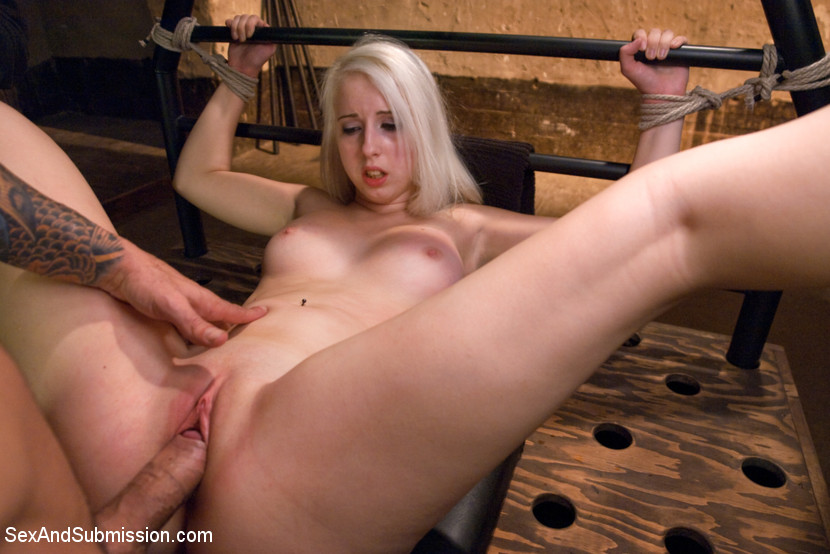 SexAndSubmission - Darcie Belle--Damsel in Distress