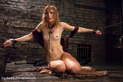 Photo number 6 from The Submission of Mona Wales shot for Sex And Submission on Kink.com. Featuring Xander Corvus and Mona Wales in hardcore BDSM & Fetish porn.