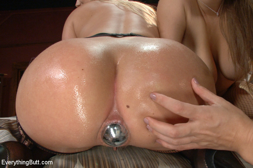Big ass anal bdsm
