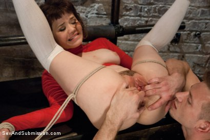 Photo number 13 from The Pain and the Pleasure shot for Sex And Submission on Kink.com. Featuring Bill Bailey and Yhivi in hardcore BDSM & Fetish porn.