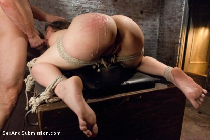 Photo number 17 from The Pain and the Pleasure shot for Sex And Submission on Kink.com. Featuring Bill Bailey and Yhivi in hardcore BDSM & Fetish porn.