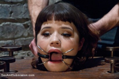 Photo number 7 from The Pain and the Pleasure shot for Sex And Submission on Kink.com. Featuring Bill Bailey and Yhivi in hardcore BDSM & Fetish porn.