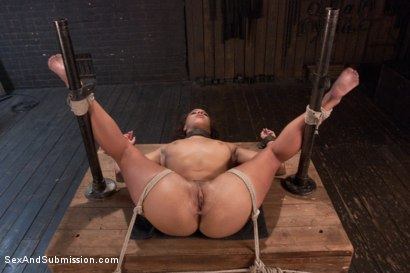 Photo number 10 from The Claiming of Teanna Trump shot for Sex And Submission on Kink.com. Featuring Mr. Pete and Teanna Trump in hardcore BDSM & Fetish porn.