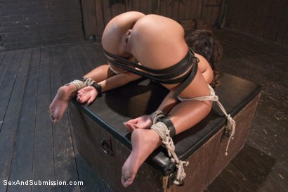 Photo number 7 from The Claiming of Teanna Trump shot for Sex And Submission on Kink.com. Featuring Mr. Pete and Teanna Trump in hardcore BDSM & Fetish porn.