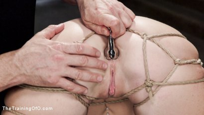 Photo number 5 from Virgin Anal Fuck: Sophia's Graduation Day shot for The Training Of O on Kink.com. Featuring Sophia Locke and Owen Gray in hardcore BDSM & Fetish porn.