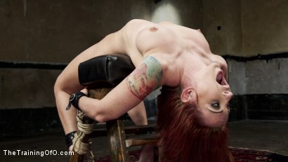 Photo number 4 from Virgin Anal Fuck: Sophia's Graduation Day shot for The Training Of O on Kink.com. Featuring Sophia Locke and Owen Gray in hardcore BDSM & Fetish porn.