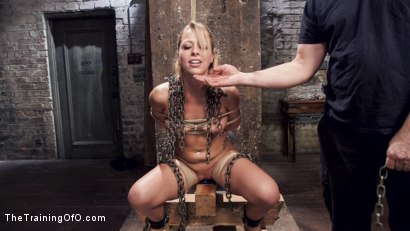 Photo number 2 from Zoey's Assessment, Day One shot for The Training Of O on Kink.com. Featuring Zoey Monroe and Owen Gray in hardcore BDSM & Fetish porn.