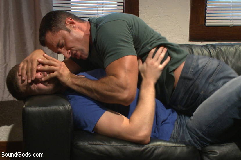 Muscle hookup gone wrong gay bdsm humiliation