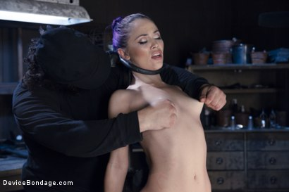 Photo number 15 from Hard Steel - Kristina Rose shot for Device Bondage on Kink.com. Featuring Kristina Rose and Orlando in hardcore BDSM & Fetish porn.