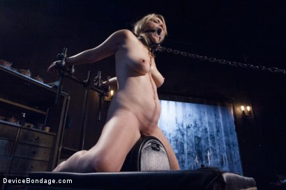 Photo number 10 from Cunt Punisher shot for Device Bondage on Kink.com. Featuring Winnie Rider in hardcore BDSM & Fetish porn.